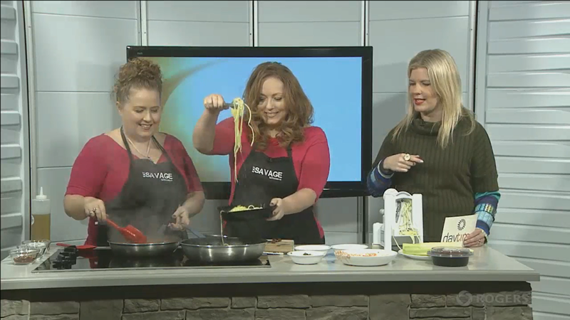 Eat Savage - Featured on Daytime Durham - Serving Paleo Meals in Durham Region and Toronto