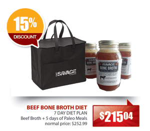 Eat Savage Beef Bone Broth Diet