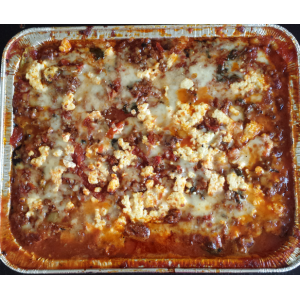 Family Sized - Lasagna - Grass Fed Beef