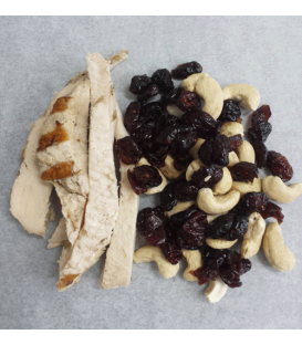 Chicken with Cranberry & Cashew Protein Snack Pack
