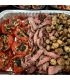 Family Sized - Chili Lime Steak w/ garlic mushrooms & grilled tomato