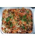 Family Roasted Organic Chicken Legs w/ Sweet Potato
