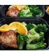 Organic Citrus Chicken w/ Broccoli
