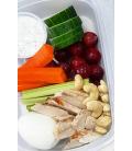 Chicken Protein Veggie Box