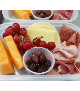 Charcuterie Protein Box