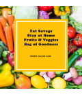 Bag of Goodness - Fruit & Veggie