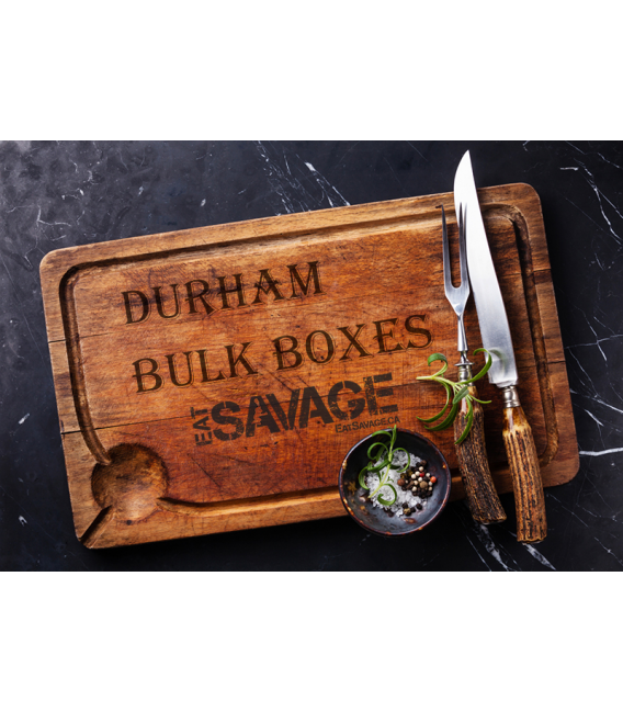 Durham - Bulk Food Box