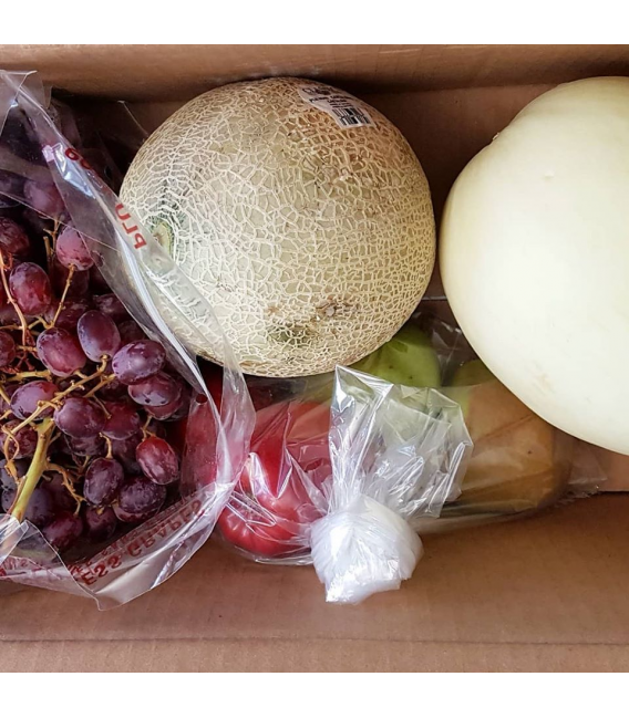Durham - Fruit Box