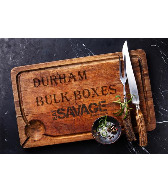 Durham - Frozen Meat Box 1
