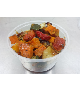Roasted Veggies Side Dish