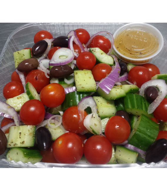Greek Village Salad - No Cheese