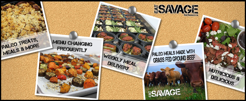 About Eat Savage's Paleo Meal Delivery