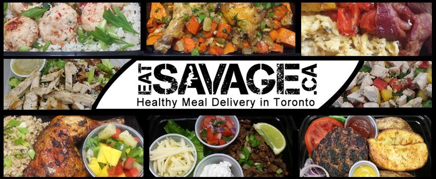 Eat Savage Paleo Meal Delivery - Toronto - GTA