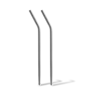 Corkcicle Stainless Steel Drinking Straws (2pk)