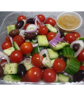 Greek Village Salad - No Cheese